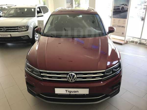Volkswagen Tiguan, 2018 год, 1 920 000 руб.