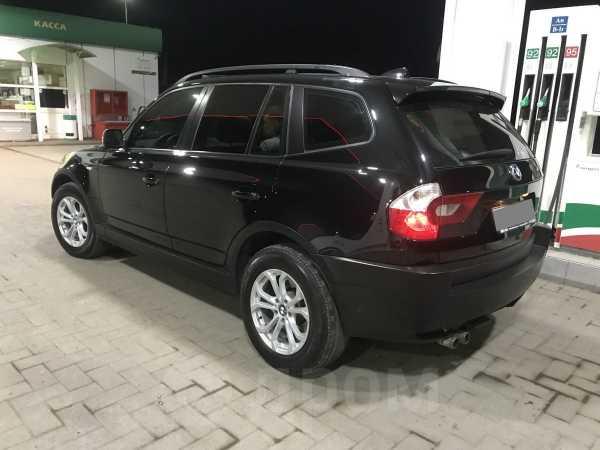 BMW X3, 2004 год, 490 000 руб.