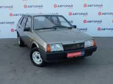 ВАЗ (Лада) 2109, 2001 г., Ульяновск