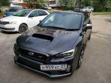 Хабаровск Impreza WRX 2015