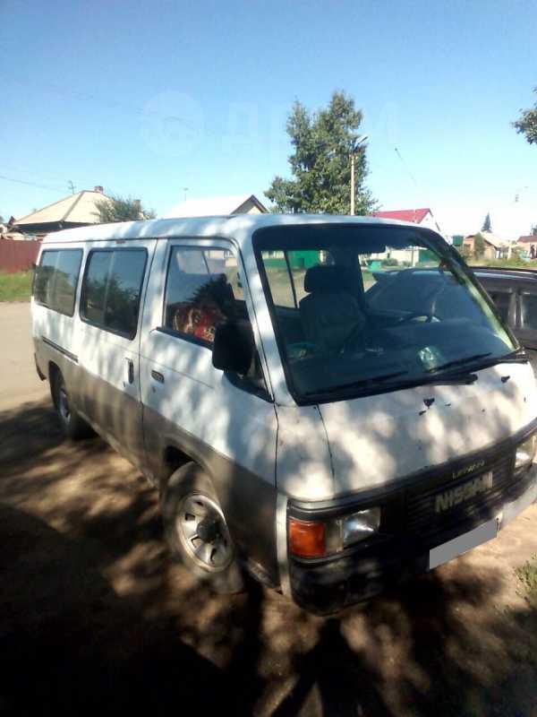 Nissan Urvan, 1989 год, 50 000 руб.