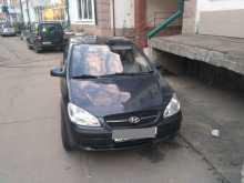 Hyundai Getz, 2010 г., Иркутск