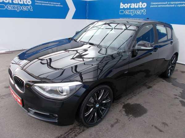BMW 1-Series, 2014 год, 937 000 руб.