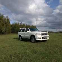 Якутск Terrano 2001