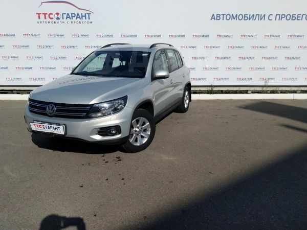 Volkswagen Tiguan, 2013 год, 944 400 руб.