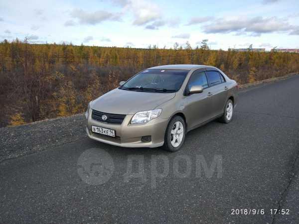 Toyota Corolla Axio, 2007 год, 300 000 руб.