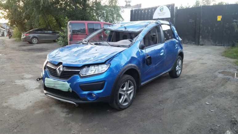 Renault Sandero Stepway, 2016 год, 265 000 руб.