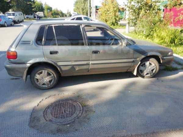 Toyota Corolla FX, 1991 год, 40 000 руб.