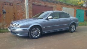 Сарапул X-Type 2007