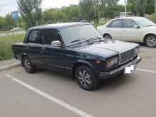 Омск 2107 2012
