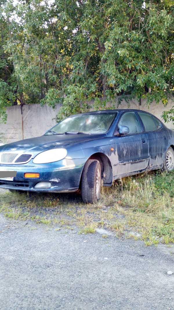 Daewoo Leganza, 1998 год, 40 000 руб.