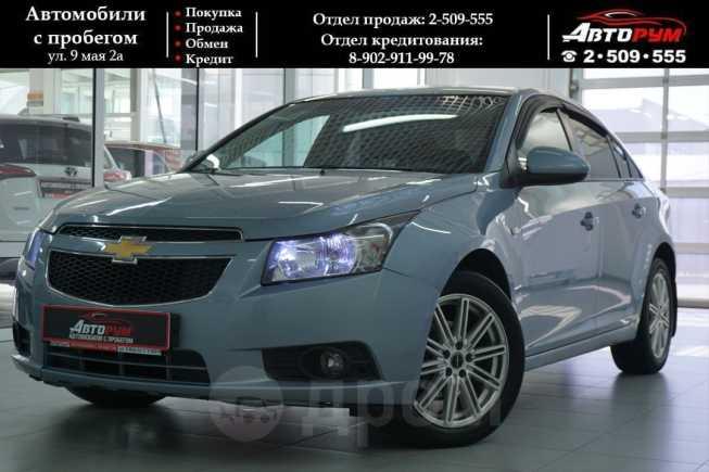 Chevrolet Cruze, 2012 год, 497 000 руб.