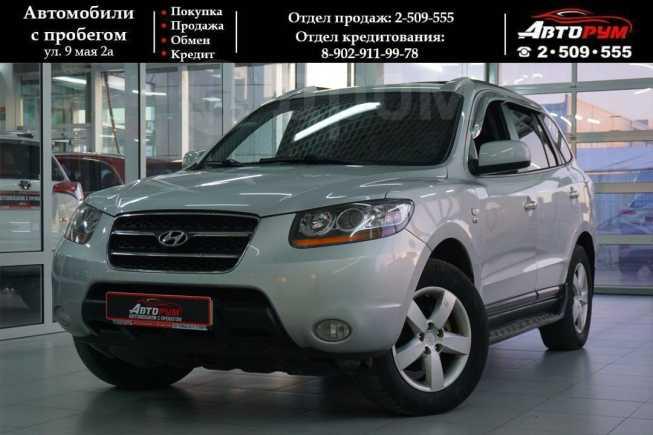 Hyundai Santa Fe, 2008 год, 687 000 руб.