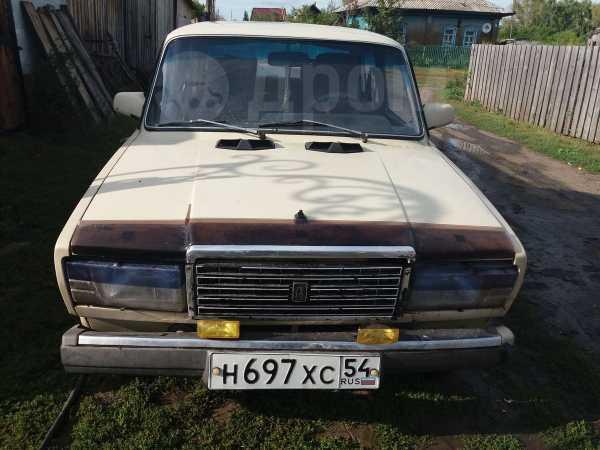 Лада 2107, 1987 год, 35 000 руб.