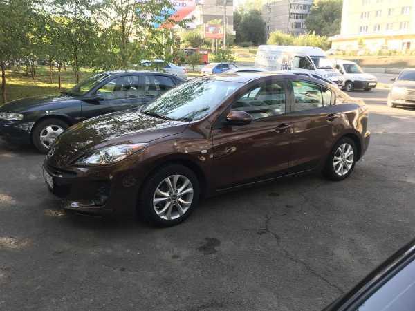 Mazda Mazda3, 2012 год, 638 000 руб.