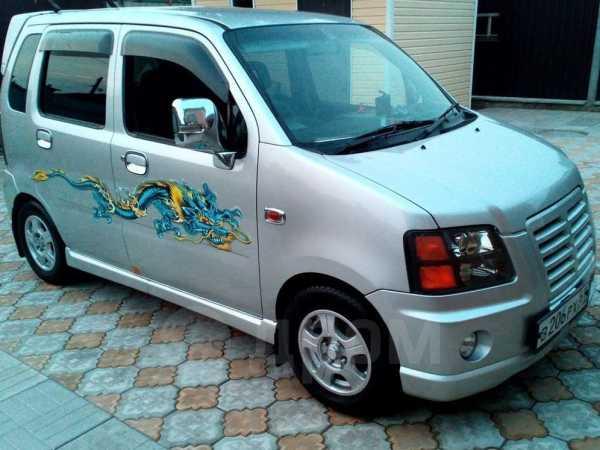 Suzuki Wagon R Solio, 2001 год, 245 000 руб.