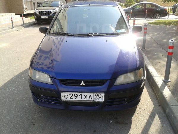 Mitsubishi Space Star, 2004 год, 139 000 руб.