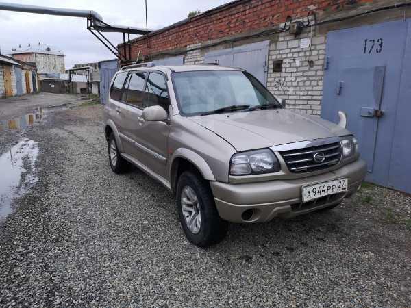 Suzuki Grand Escudo, 2001 год, 350 000 руб.