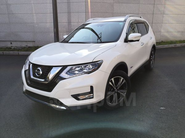 Nissan X-Trail, 2017 год, 1 790 000 руб.
