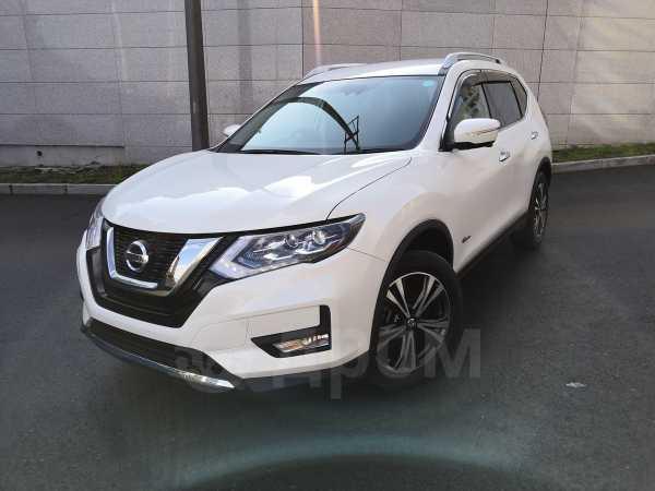 Nissan X-Trail, 2017 год, 1 695 000 руб.