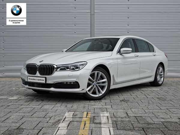 BMW 7-Series, 2017 год, 7 620 000 руб.