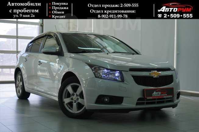 Chevrolet Cruze, 2012 год, 527 000 руб.