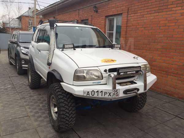 Suzuki Escudo, 1998 год, 500 000 руб.