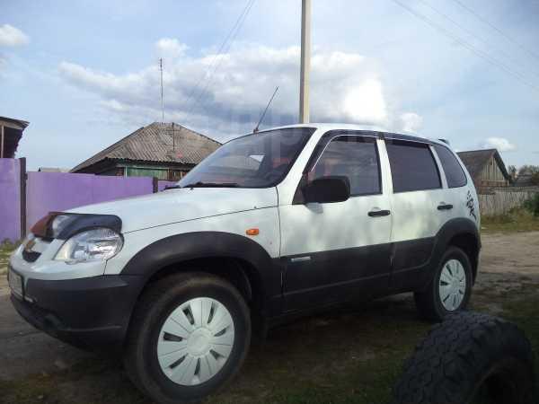 Chevrolet Niva, 2009 год, 280 000 руб.