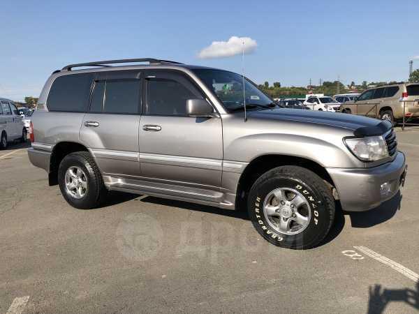 Toyota Land Cruiser, 2002 год, 888 000 руб.