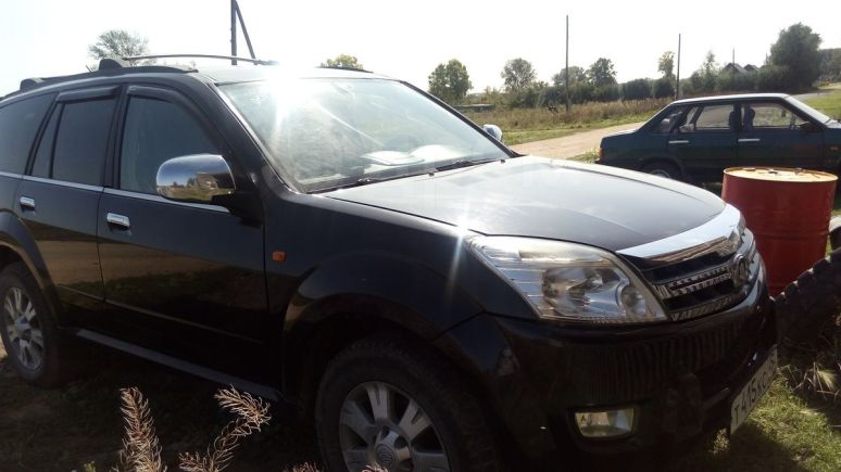 Great Wall Hover, 2008 год, 480 000 руб.