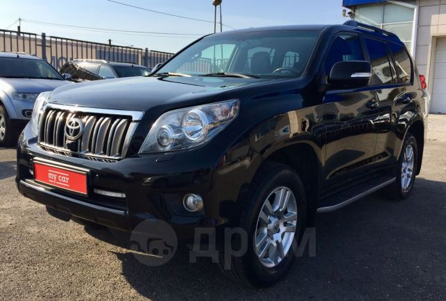 Toyota Land Cruiser Prado, 2011 год, 1 920 000 руб.
