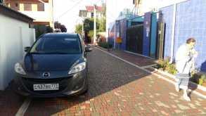 Саки Mazda5 2013