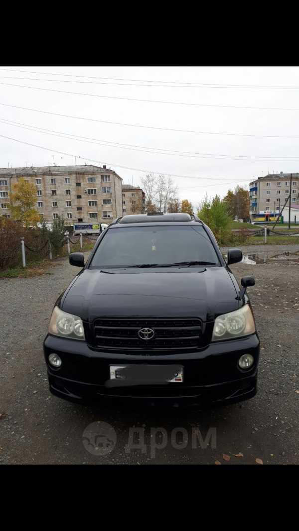 Toyota Kluger V, 2001 год, 590 000 руб.