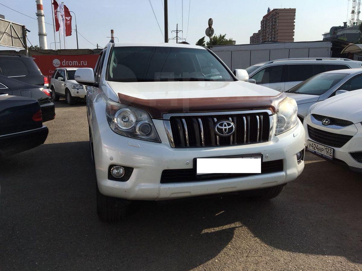 Купить Тойота Ленд Крузер Прадо 2010 в Краснодаре, Благодаря нашему ... ded10af06c5