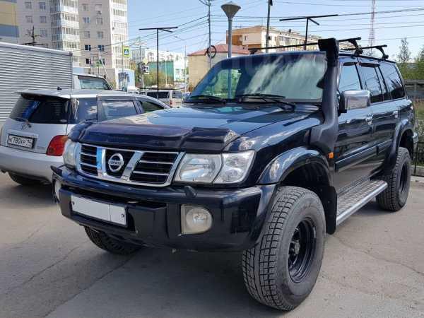 Nissan Patrol, 2003 год, 895 000 руб.