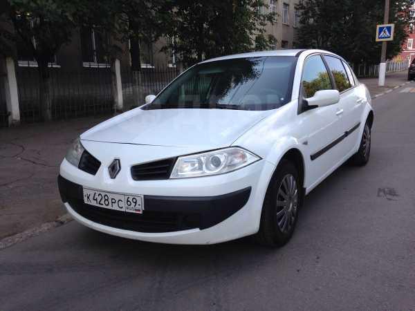 Renault Megane, 2007 год, 217 000 руб.