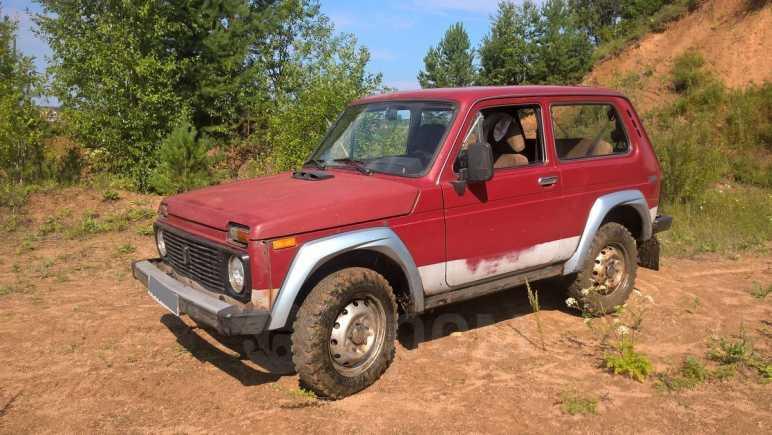 Лада 4x4 2121 Нива, 1994 год, 85 000 руб.