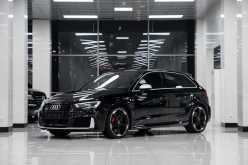 Москва Audi RS3 2016
