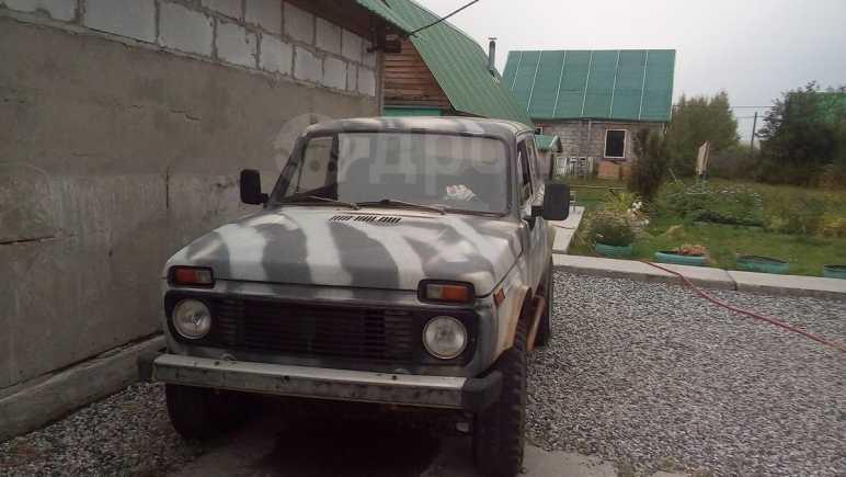 Лада 4x4 2121 Нива, 1996 год, 80 000 руб.