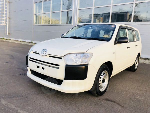 Toyota Succeed, 2015 год, 587 000 руб.