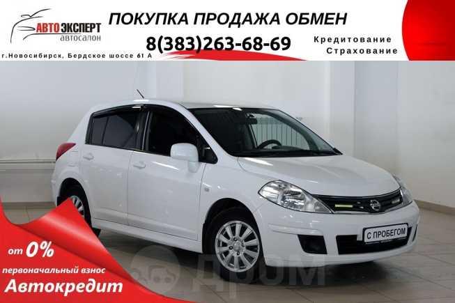 Nissan Tiida, 2012 год, 549 000 руб.