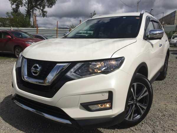 Nissan X-Trail, 2017 год, 1 470 000 руб.