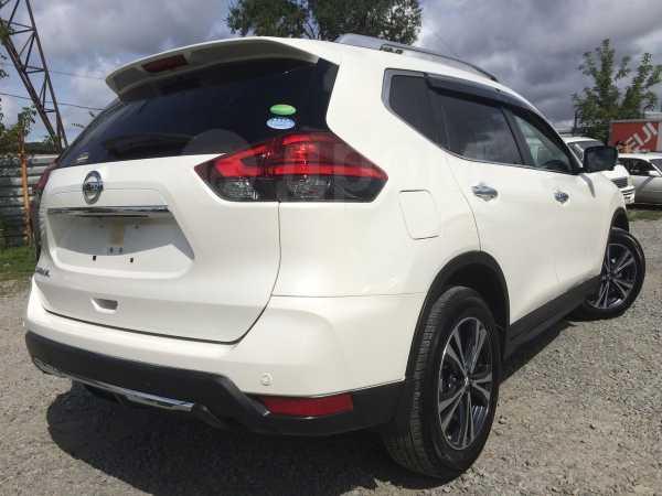 Nissan X-Trail, 2017 год, 1 475 000 руб.