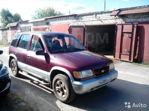 Kia Sportage, 1995 год, 90 000 руб.
