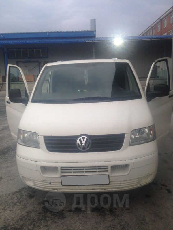 Volkswagen Transporter, 2007 год, 690 000 руб.
