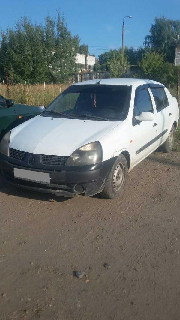 Renault Symbol, 2002 год, 93 000 руб.