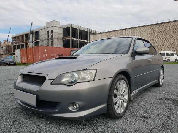Subaru Legacy B4, 2006 год, 480 000 руб.