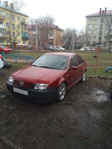 Volkswagen Bora, 1998 г., Омск
