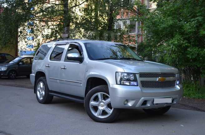 Chevrolet Tahoe, 2011 год, 1 150 000 руб.