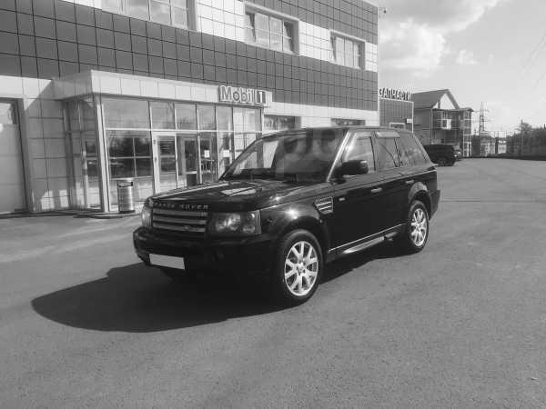 Land Rover Range Rover Sport, 2007 год, 830 000 руб.